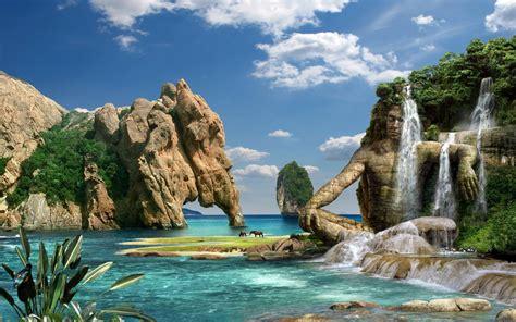3D Nature Desktop Wallpapers PixelsTalk Net