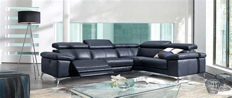 canapé cuir cuir center canapés d 39 angle en cuir cuir de buffle cuir et tissu