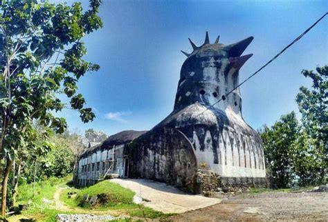 jogja wisata gereja ayam magelang
