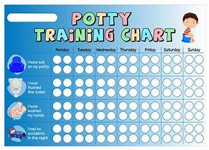 Printable Potty Chart For Toddlers Potty Training New Stickers And Reward Charts