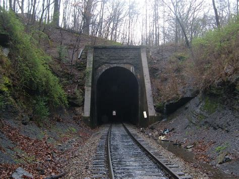 bridgehuntercom  winslow tunnel