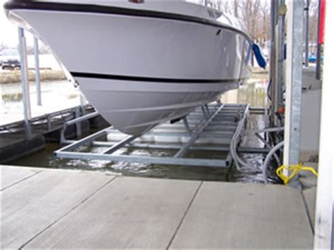 Boat Lift Electrocution by Trico Dock Center