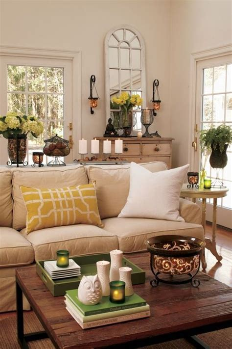 cozy family room furniture decor