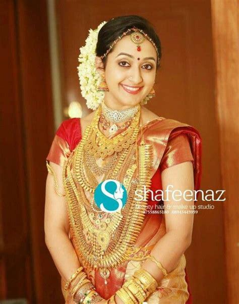 royal kerala bride indian wedding jewellery