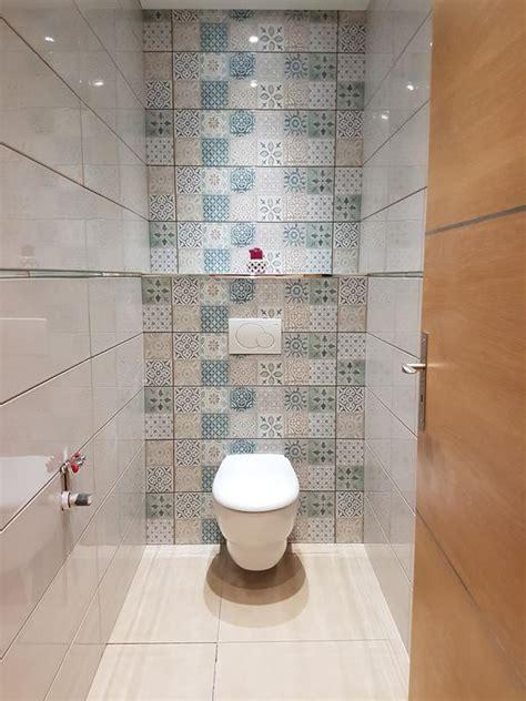 carrelage credence cuisine leroy merlin faïence mur blanc et bleu decor haussmann carreau ciment