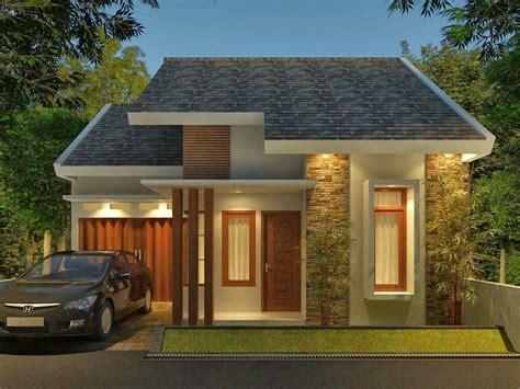 ide desain rumah minimalis sederhana tapi mewah