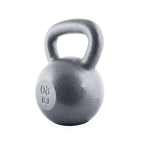 weights kettlebell vinyl iron cast solid training fitness recommendation workout weight