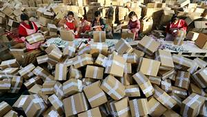 China's Singles Day environmental legacy: Mountains of waste