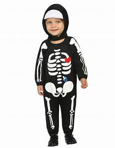 Deguisement Halloween Bebe : d guisement b b squelette gar on halloween deguise toi ~ Melissatoandfro.com Idées de Décoration