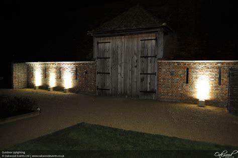 outdoor lighting hire oakwood