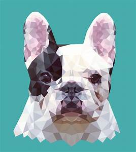 Geometric vector animals are a stunning pet project ...