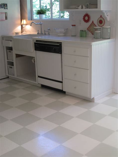 kitchen floor paint beautiful nest painted vinyl floor 5618