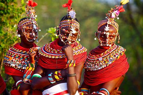 Culture Read Where The Stylish Origins Of East African