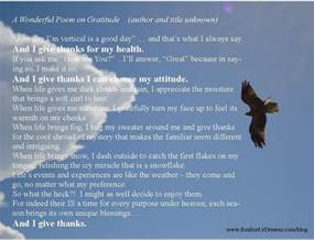 poems and quotes about gratitude quotesgram