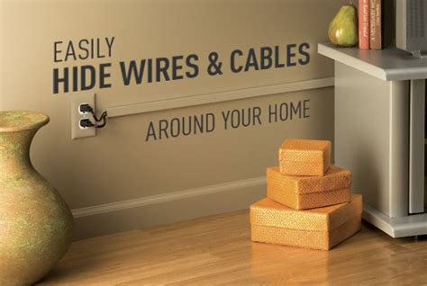 Decorative Electrical Box Covers by Hide Cords In Your Entertainment Center By Legrand
