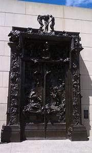 Rodin Gates of Hell | Classical beauty | Pinterest