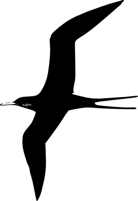 frigate bird clip art  clkercom vector clip art