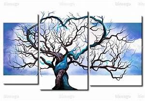 Baum Der Liebe : der baum der liebe canvas art wandbilder und leinwanddrucke w 2019 pinterest ~ Eleganceandgraceweddings.com Haus und Dekorationen