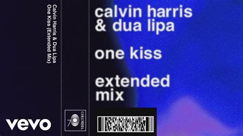 One Kiss (extended Mix) (audio