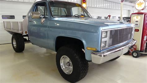 1985 Chevrolet Silverado K10 4x4 Stock # 324855 For Sale