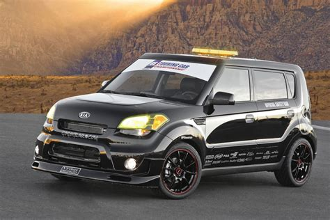 kia soul safety car top speed
