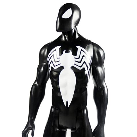 compra negro spiderman figura online al por mayor de china