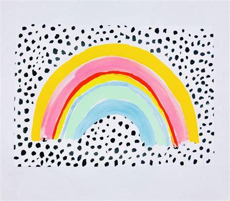 Trouva: Rainbow Print