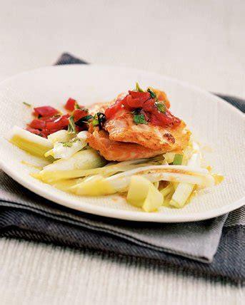 xeres cuisine recette escalopes de saumon tomates au vinaigre de xérès