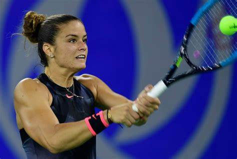Please note that you can change the channels enjoy your viewing of the live streaming: Maria Sakkari - 2017 WTA Wuhan Open 09/28/2017