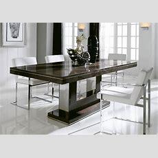 Interesting Modern Dining Table  Dining Room  Pinterest