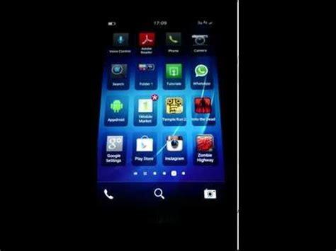 blackberry     os  alternative android app installation apk files
