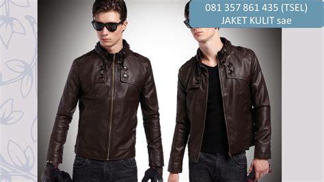 jual jaket kulit  gambar jaket kulit pria grosir