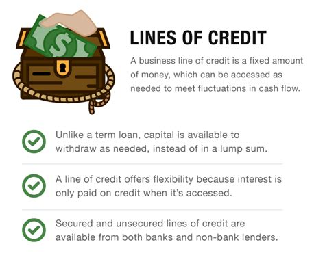 Business Line Of Credit Guide