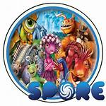 Spore Icon Vectorified
