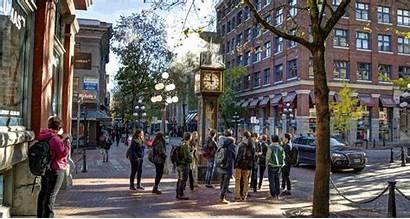 Vancouver Gastown Places Things Neighbourhoods Rainy Visit