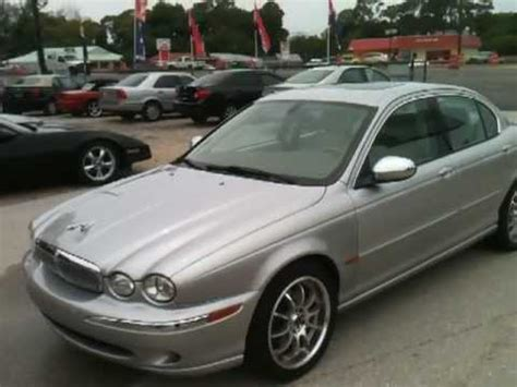 how does cars work 2005 jaguar x type engine control 2005 jaguar x type vanden plas view our current inventory at fortmyerswa com youtube