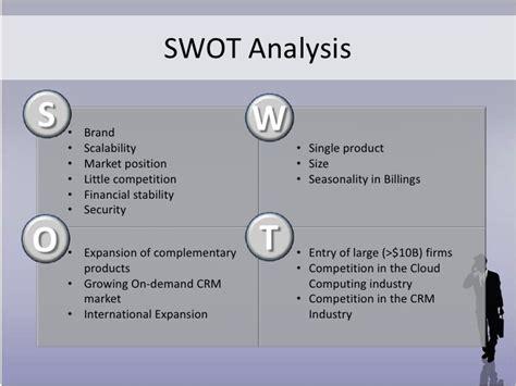 Strategic Scenario Analysis - Salesforce.com