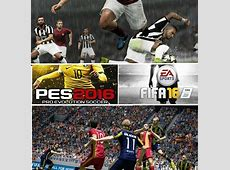 FIFA 16 vs PES 2016 Comparison Which Game Is Better