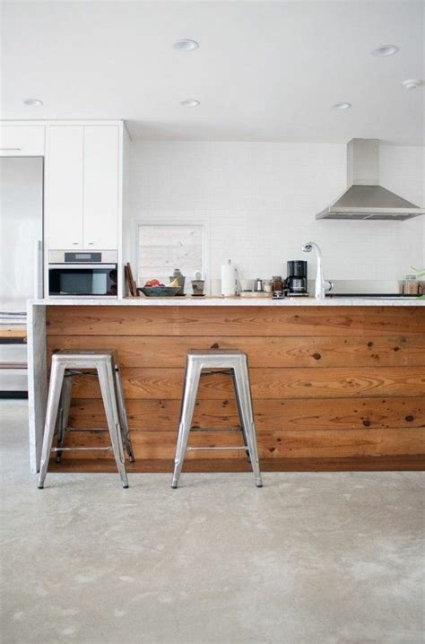 ilot cuisine moderne 1000 ideas about ilot de cuisine on îlot de