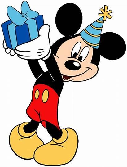 Birthday Mickey Mouse Clip 1st Disney Clipart