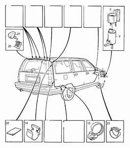 2011 Volvo Xc90 Rubber Plug  Front  Assist  Bonnet - 3509183