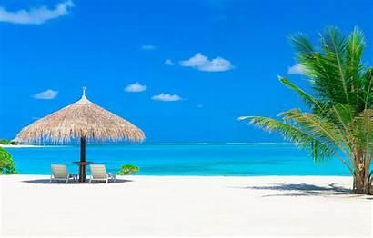 Beach Sea Summer Maldives Tropical Antilles Lesser