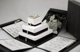 wedding registries for honeymoon london stripes exploding box wedding invitation photo by