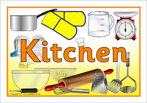 Kitchen Area Signs (sb4611)  Sparklebox. Plane Banners. 23 Week Signs Of Stroke. Epoxy Murals. Modern School Murals. Tribal Banners. Quotation Stickers. Restraunt Signs. Preventable Signs