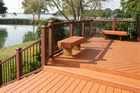 Desks Modern Outside Decks For Outdoor Lounge, Amazing