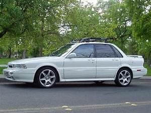 hamiltoned 1992 Mitsubishi Galant Specs, Photos