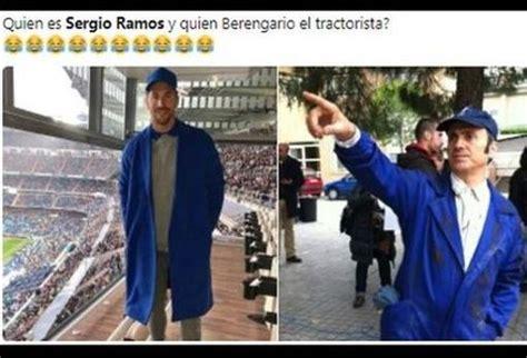 Los mejores memes sobre el atuendo de Sergio Ramos