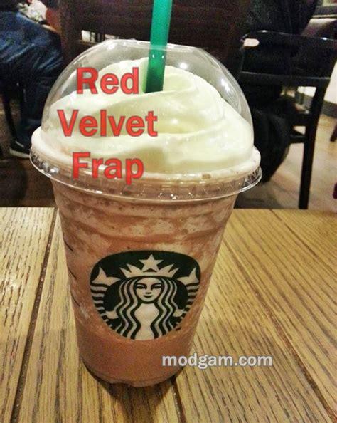 Red Velvet Starbucks Frappuccino Recipe