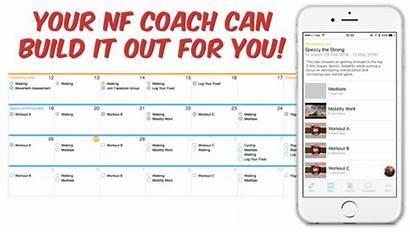 Workout Plan Exercise Routine Program Own Build