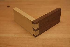 Dovetail Joint woodworking Pinterest